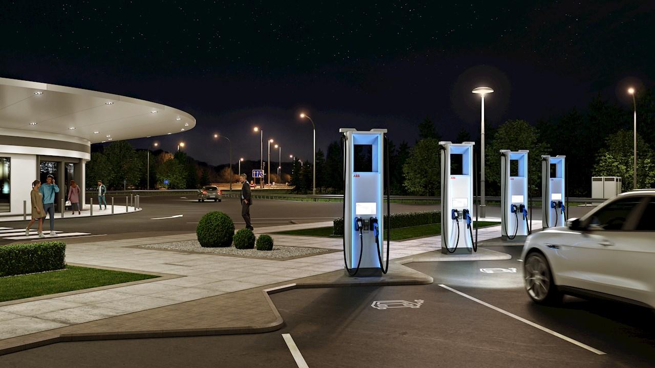 ABB unveils enhanced Terra HP charger