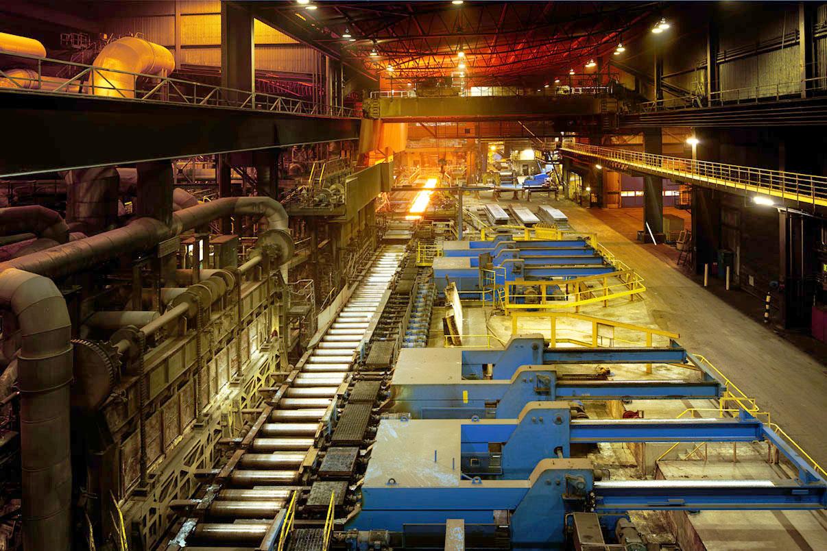 ABB will lead a modernization at SSAB's hot strip mill in Borlänge, Sweden