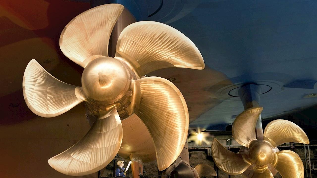 La propulsión eléctrica Azipod® de ABB cumple 30 años de excelencia en el mar