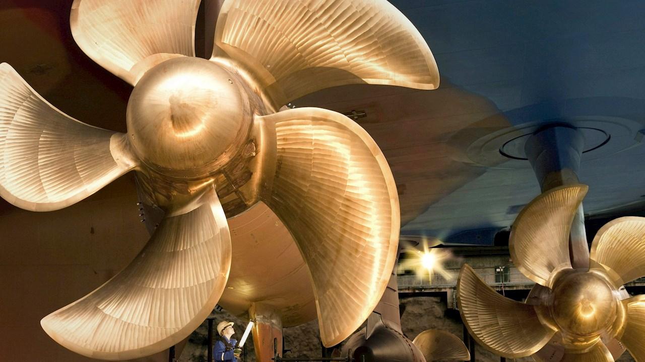ABB Azipod® elektrisk fremdrift markerer 30 år til søs
