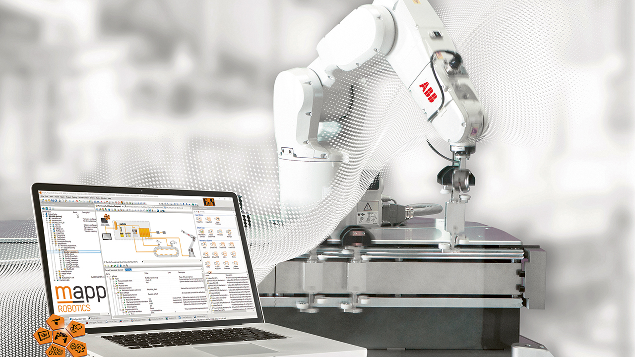 01 Machine-Centric Robotics allows machines on the factory floor to communicate with associated robots in real time.