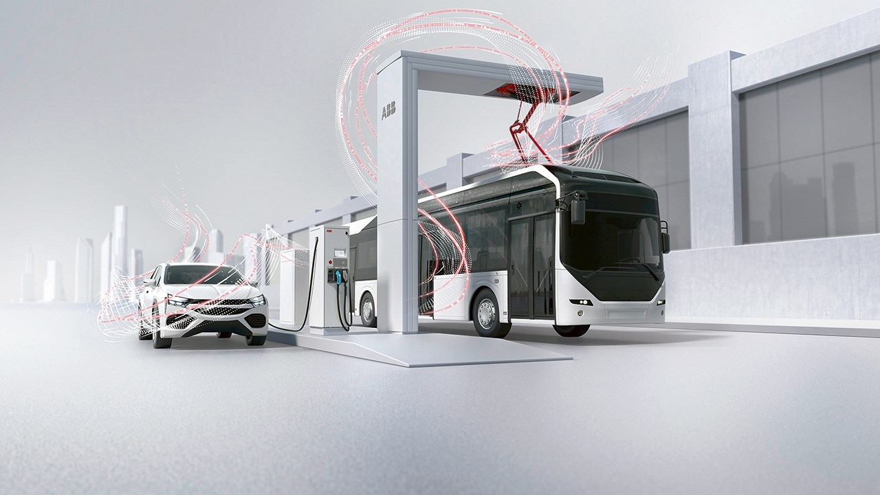 Energizing private vehicles, public transit and ports