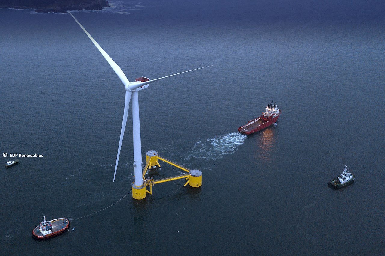 ABB's OCTOPUS software will cut the transfer times between land and wind farms