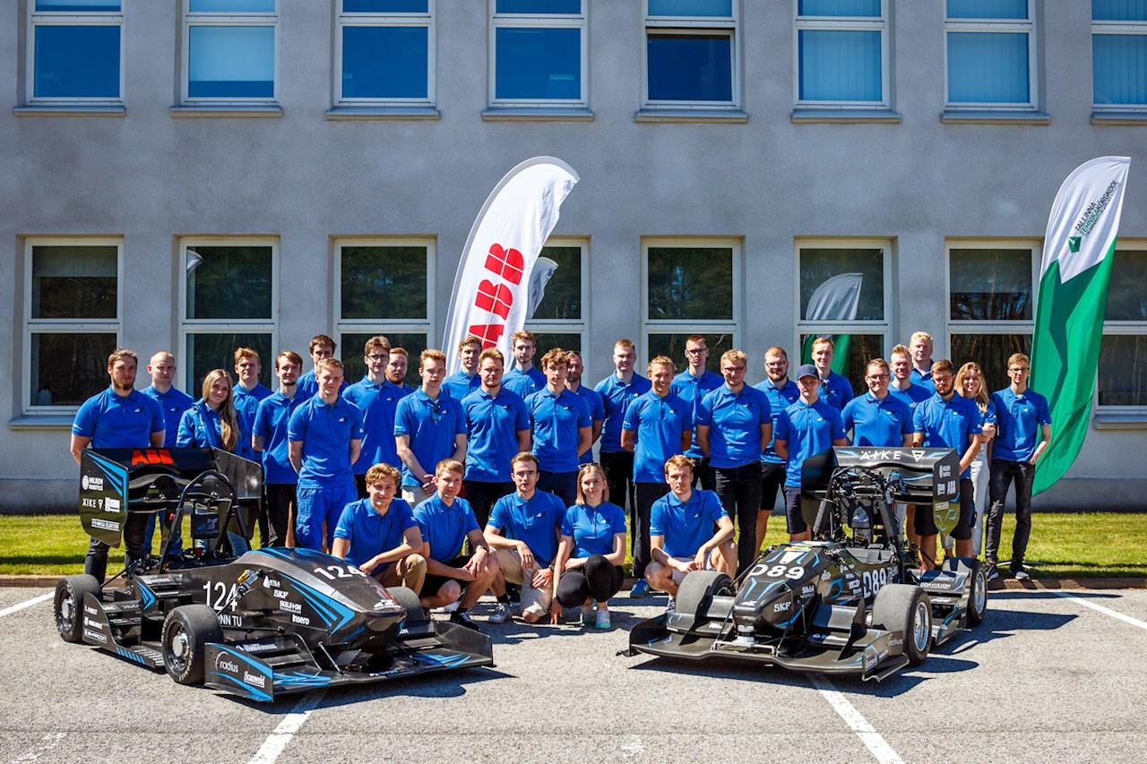 FS Team Tallinn, koosseis 2021.