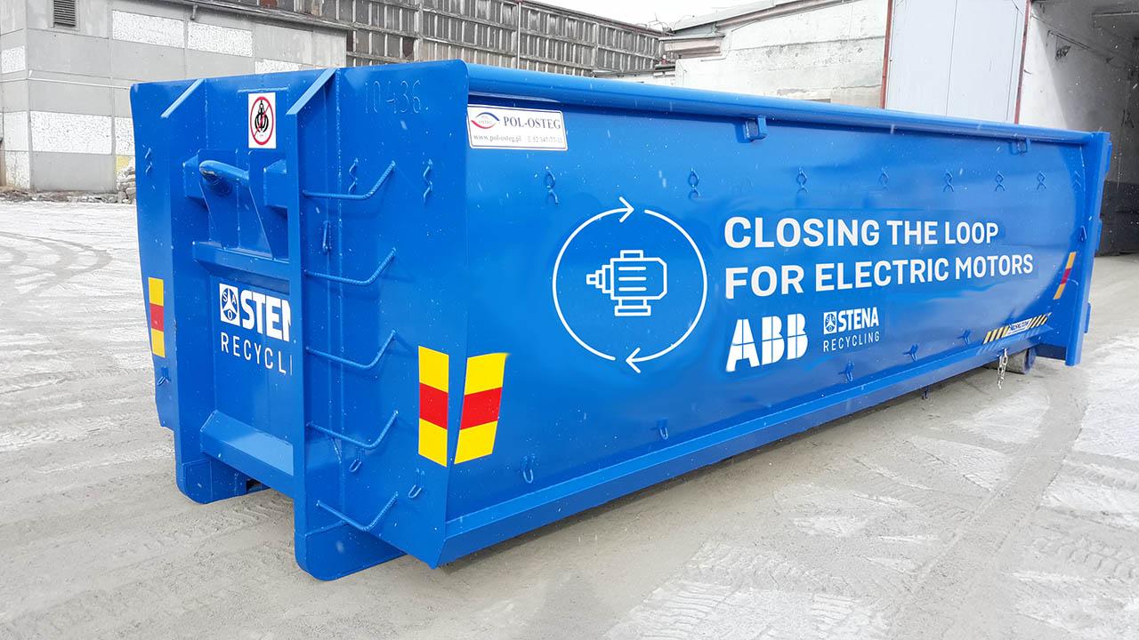 Resirkulering av elektromotorer kutter inntil 95 prosent av energibehovet sammenlignet med fremstilling av nye metaller.