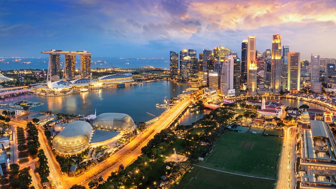 Smart port, smart nation: Singapore builds on spectrum of strengths