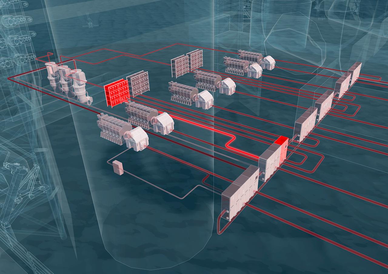 R/V David Packard será el primer buque de investigación del mundo en contar con la galardonada plataforma de sistema de energía ABB Onboard DC Grid™.