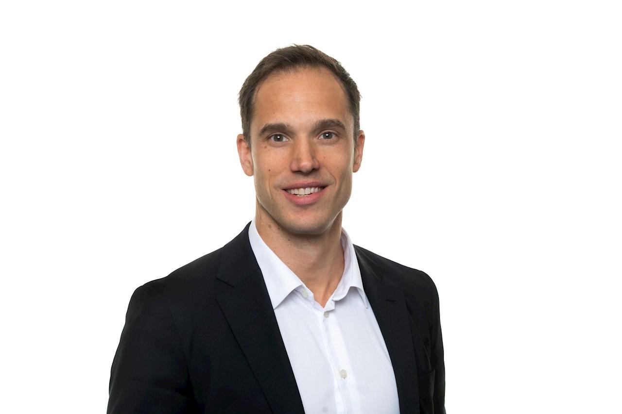 Björn Jonsson, affärsområdeschef Process Automation på ABB Sverige.