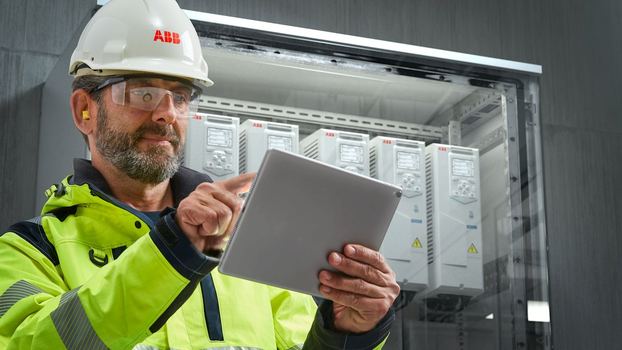 ABB Ability™ Condition Monitoring for drives