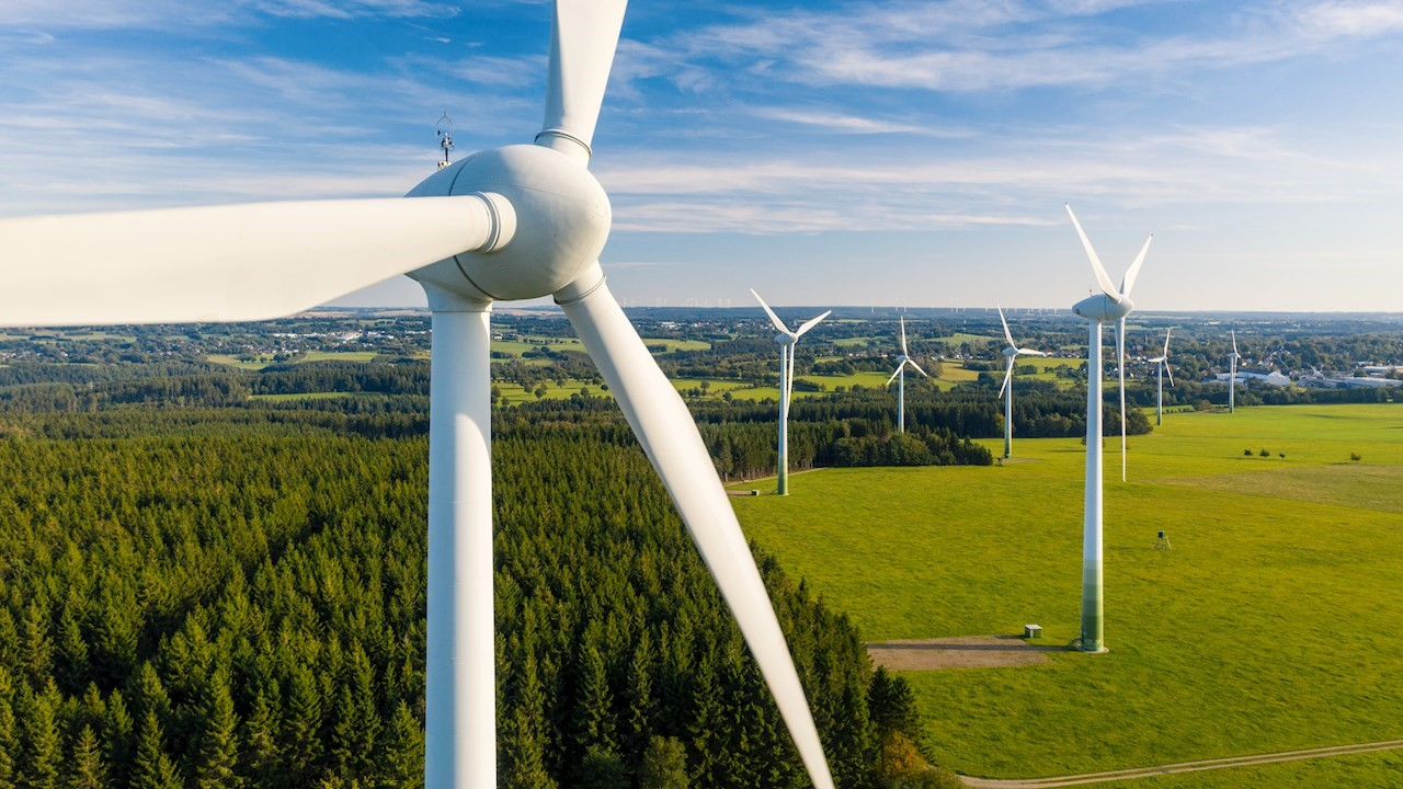 ABB's technology will support the UK's path to Net Zero by 2050, which includes increasing the country's share of renewable energy to 80 per cent.