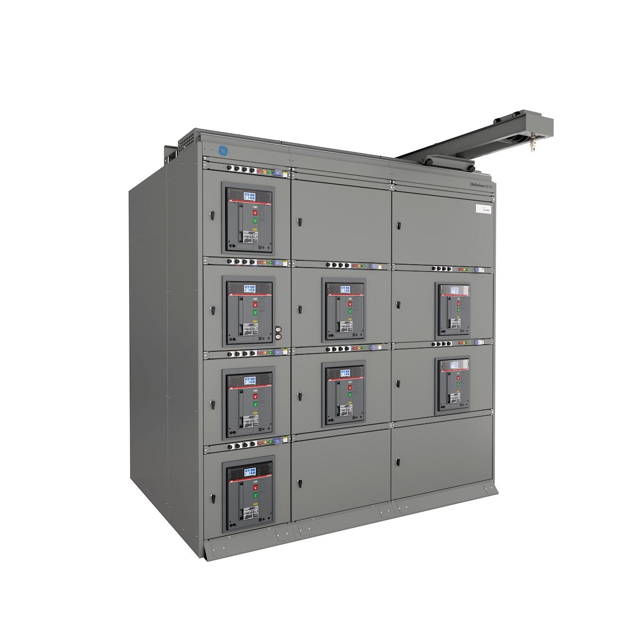 La nouvelle armoire de commutation basse tension ReliaGear® LV SG d'ABB