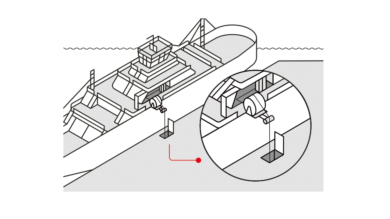 03 Overview of an onshore power configuration.