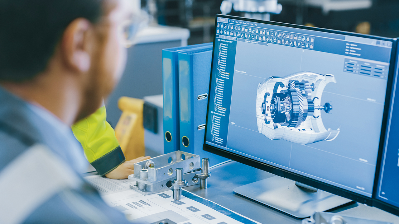02 The ABB Ability™ platform and cloud infrastructure let the customer securely integrate and aggregate data, apply predictive analytics and generate insights.