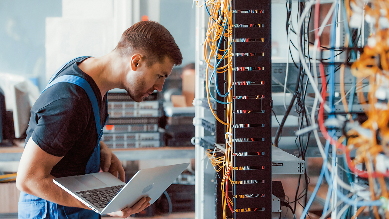 08 Ethernet with its huge set of standardized tools for installation, troubleshooting, and diagnostics, as well as high bandwidth and communication speed, is the ultimate standard for wired digital technologies in the great majority of industries.