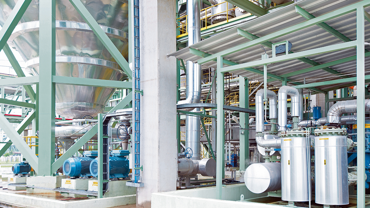 03 The IE5 SynRM improves performance in applications such as silo operation.
