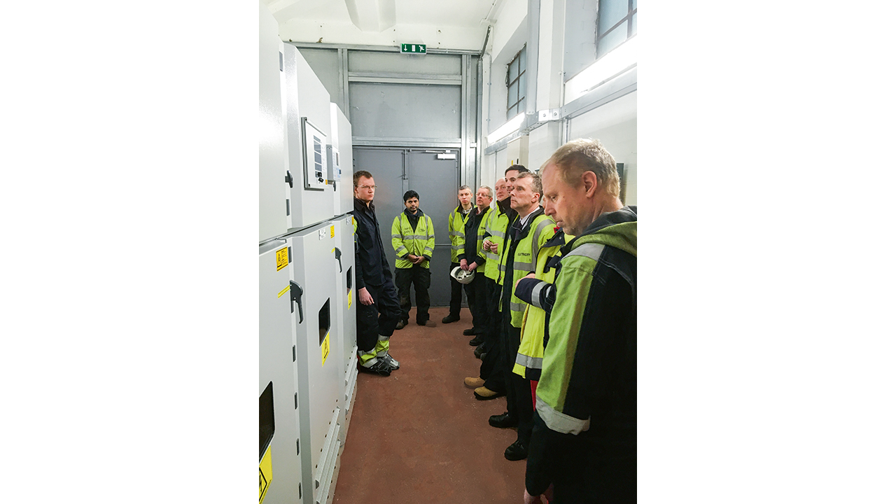 09 Authorities in London are testing ABB's new FLCB.