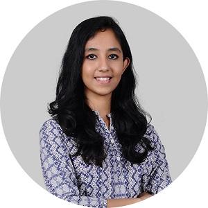Manasa Rajaram, Indien: «Meine Teilnahme an Excelle hat mir geholfen, mit gleichgesinnten Fachfrauen in Kontakt zu treten und die technischen und mentalen Fähigkeiten zu verstehen, die man braucht, um sich in der Berufswelt zurechtzufinden. Mein persönliches Highlight des Programms war die interaktive und unterhaltsame Struktur, die mir die Möglichkeit gab, meine Soft Skills zu verfeinern. Aufgrund der gebotenen Möglichkeiten zur Persönlichkeitsentwicklung und zum Networking kann ich anderen die Teilnahme am Excelle-Programm nur empfehlen.»