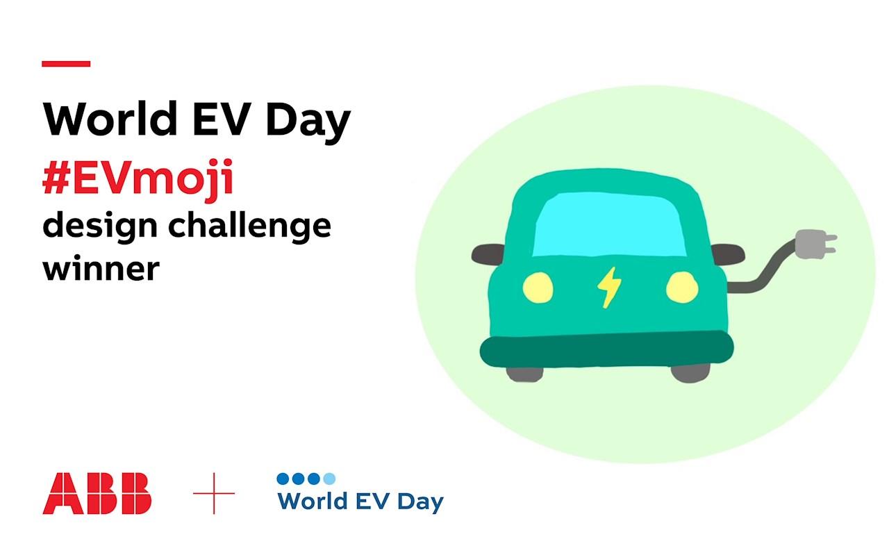 Feltöltve! Az #EVMoji tervpályázat győztesét az Elektromos Járművek Világnapján jelentették be